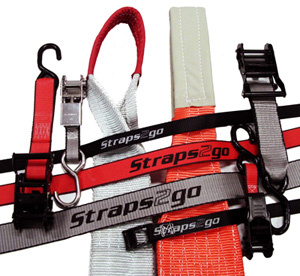 Straps2Go - 4x4, Tie Down and Marine ratchet straps